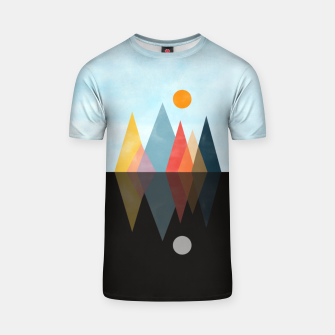 Thumbnail image of Day and Night T-shirt, Live Heroes