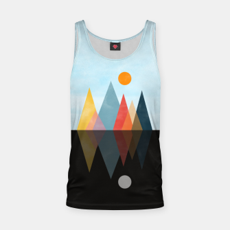Thumbnail image of Day and Night Tank Top, Live Heroes