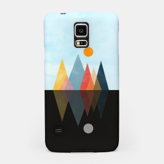 Thumbnail image of Day and Night Samsung Case, Live Heroes