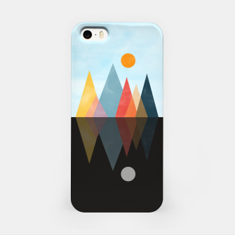 Thumbnail image of Day and Night iPhone Case, Live Heroes
