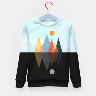Thumbnail image of Day and Night Kid's sweater, Live Heroes