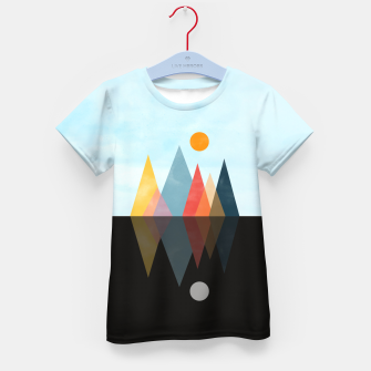 Thumbnail image of Day and Night Kid's t-shirt, Live Heroes