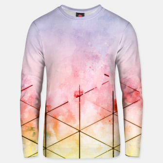 Thumbnail image of Make Triangles Unisex sweater, Live Heroes