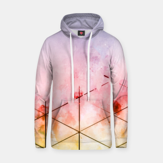 Thumbnail image of Make Triangles Hoodie, Live Heroes