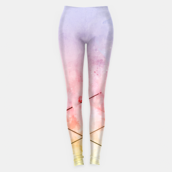 Thumbnail image of Make Triangles Leggings, Live Heroes