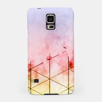 Thumbnail image of Make Triangles Samsung Case, Live Heroes