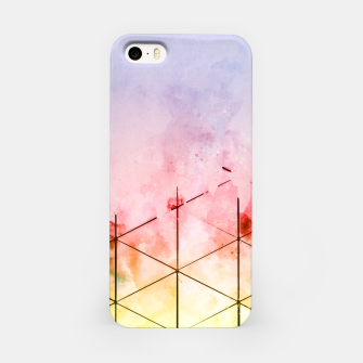 Thumbnail image of Make Triangles iPhone Case, Live Heroes