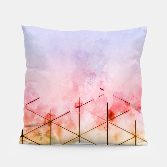 Thumbnail image of Make Triangles Pillow, Live Heroes