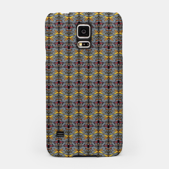 Thumbnail image of Ethnic flower style  Carcasa por Samsung, Live Heroes