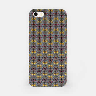 Thumbnail image of Ethnic flower style  Carcasa por Iphone, Live Heroes