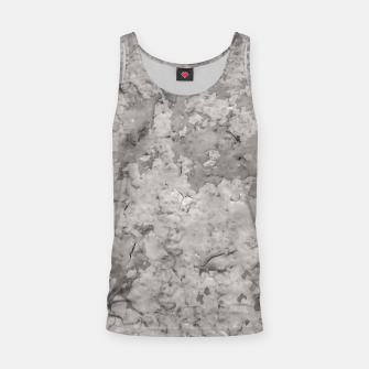 Thumbnail image of Grey Abstract Grunge Design Tank Top, Live Heroes