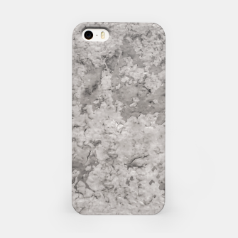 Thumbnail image of Grey Abstract Grunge Design iPhone Case, Live Heroes