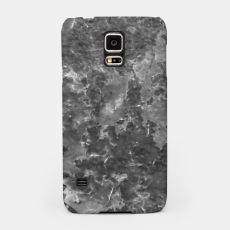 Thumbnail image of Dark Grey Abstract Grunge Design Samsung Case, Live Heroes