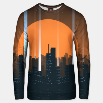 Thumbnail image of  City Unisex sweater, Live Heroes