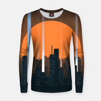 Thumbnail image of  City Women sweater, Live Heroes