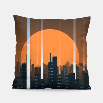 Thumbnail image of  City Pillow, Live Heroes