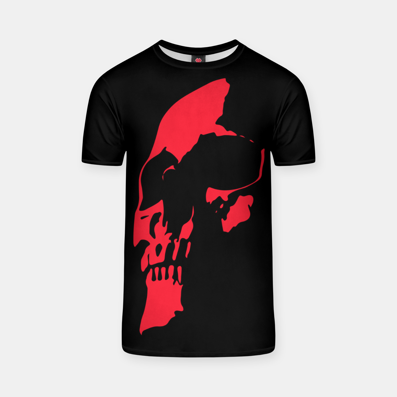 Image of RED HEAD T-shirt - Live Heroes