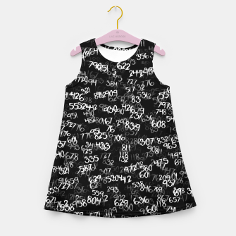 Thumbnail image of 1000-7 Girl's summer dress, Live Heroes