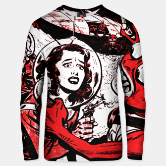 Thumbnail image of OPERATION PERIL Unisex sweater, Live Heroes