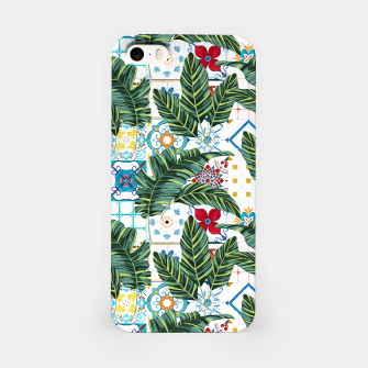 Thumbnail image of Plant a Garden In Which Strange Plants Grow & Mysteries Bloom iPhone Case, Live Heroes