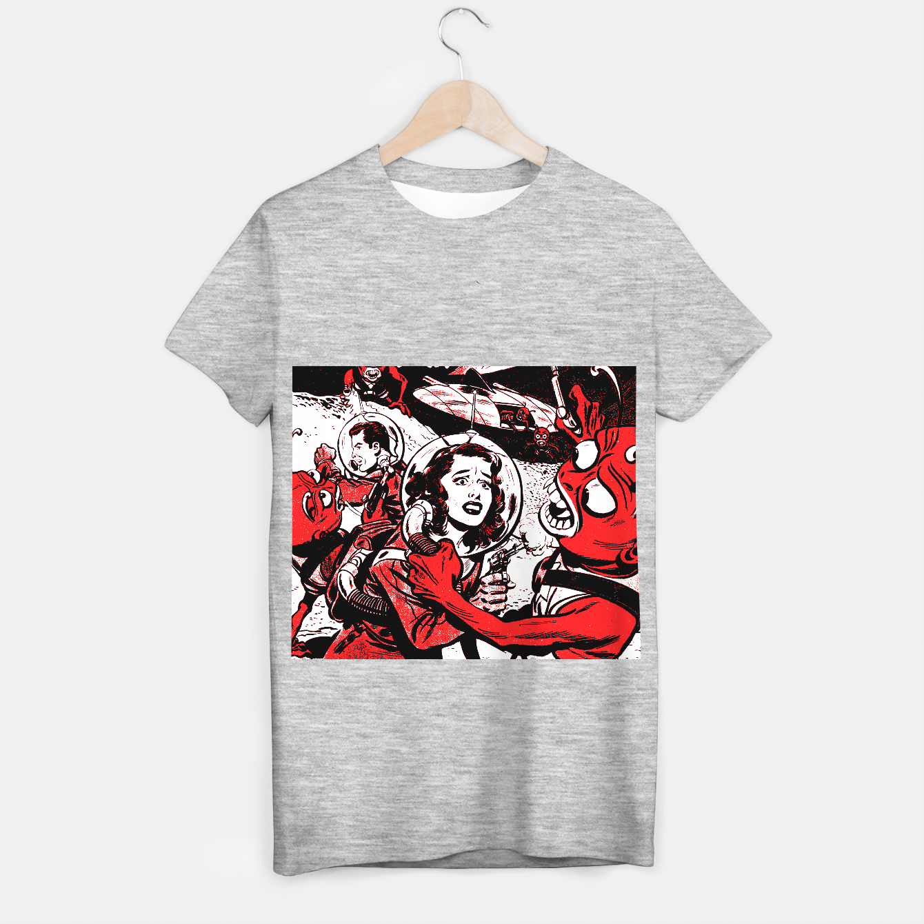 Image of OPERATION PERIL T-shirt regular - Live Heroes