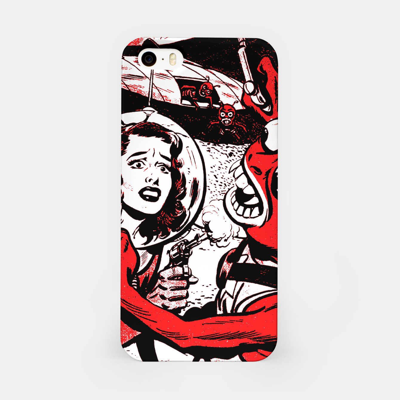 Image of OPERATION PERIL iPhone Case - Live Heroes