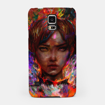 Thumbnail image of free yourself Samsung Case, Live Heroes