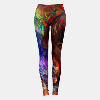 Thumbnail image of free yourself Leggings, Live Heroes