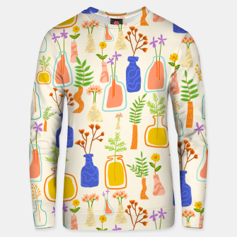 Thumbnail image of Garden As Though You Will Live Forever     Unisex sweater, Live Heroes