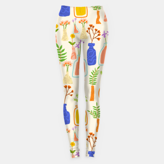 Thumbnail image of Garden As Though You Will Live Forever     Leggings, Live Heroes