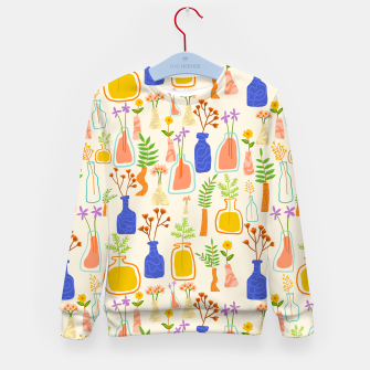 Thumbnail image of Garden As Though You Will Live Forever     Kid's sweater, Live Heroes
