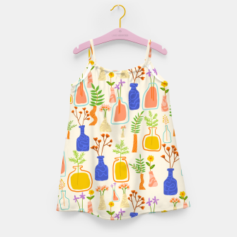 Thumbnail image of Garden As Though You Will Live Forever     Girl's dress, Live Heroes
