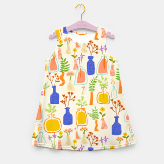 Thumbnail image of Garden As Though You Will Live Forever     Girl's summer dress, Live Heroes