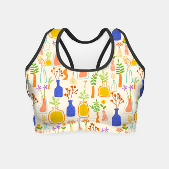 Thumbnail image of Garden As Though You Will Live Forever     Crop Top, Live Heroes