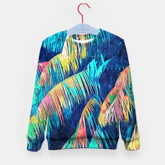Thumbnail image of And into the forest I go, to lose my mind & find my soul  Kid's sweater, Live Heroes