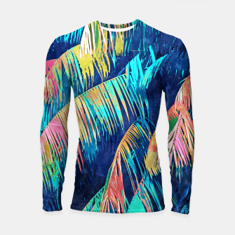 Thumbnail image of And into the forest I go, to lose my mind & find my soul  Longsleeve rashguard , Live Heroes