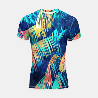 Thumbnail image of And into the forest I go, to lose my mind & find my soul  Shortsleeve rashguard, Live Heroes