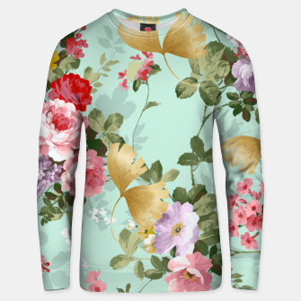 Thumbnail image of Where Flowers Bloom So Does Hope Unisex sweater, Live Heroes