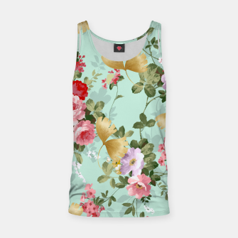 Thumbnail image of Where Flowers Bloom So Does Hope Tank Top, Live Heroes