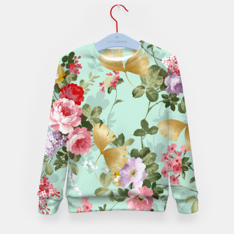 Thumbnail image of Where Flowers Bloom So Does Hope Kid's sweater, Live Heroes