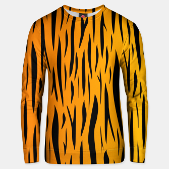 Tiger Stripes Unisex sweater thumbnail image