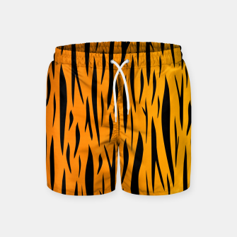 Tiger Stripes Swim Shorts thumbnail image