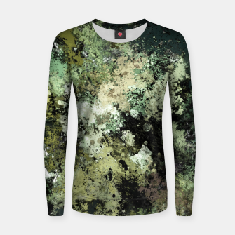 Thumbnail image of Concrete and ash Women sweater, Live Heroes