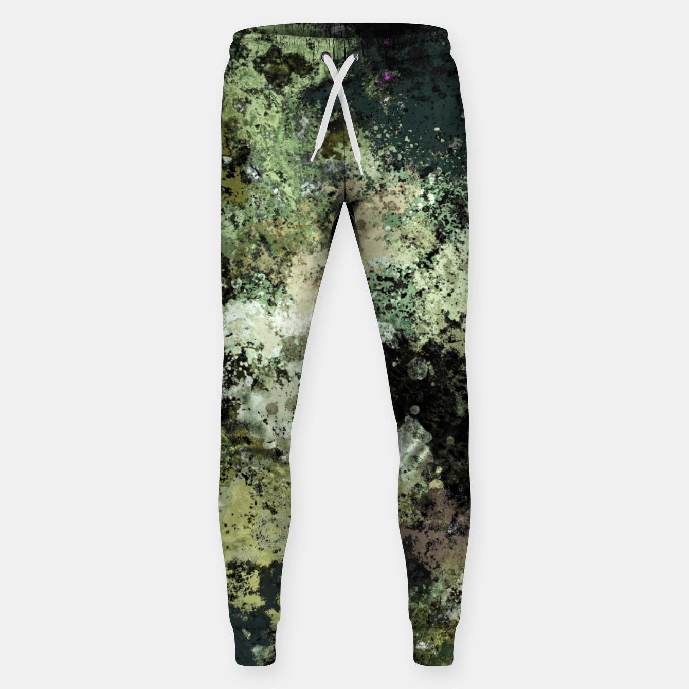 Image of Concrete and ash Sweatpants - Live Heroes