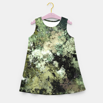 Concrete and ash Girl's summer dress thumbnail image