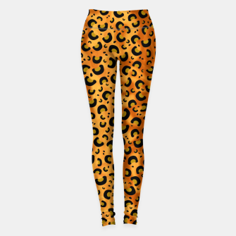 Thumbnail image of Cheetah Print Leggings, Live Heroes