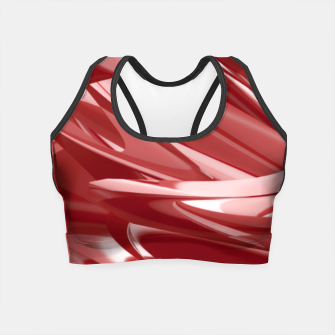 Thumbnail image of Cherry blossom Crop Top, Live Heroes