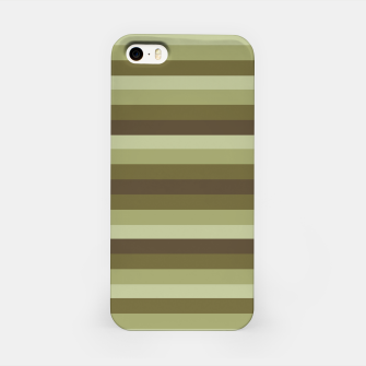 Thumbnail image of Linear Warm Print Design iPhone Case, Live Heroes
