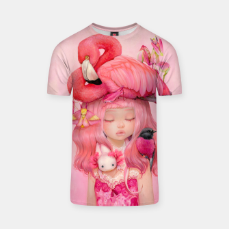 Thumbnail image of Rosea T-Shirt, Live Heroes