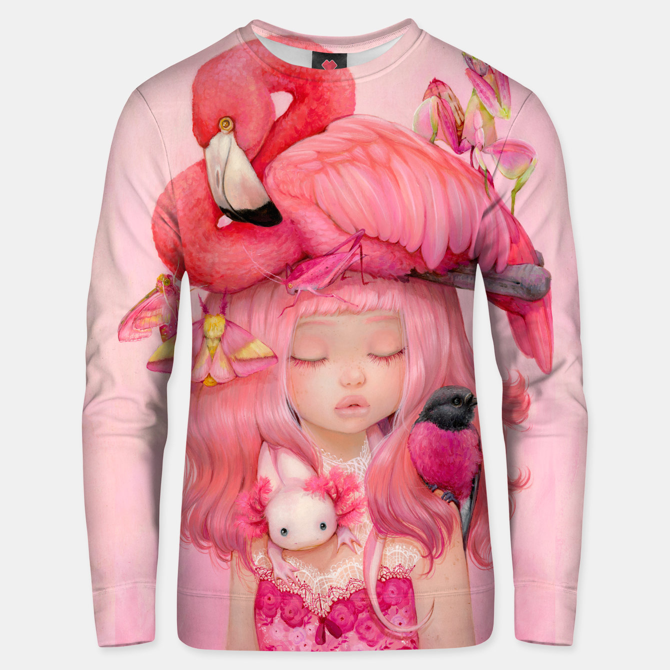 Image of Rosea Sweater - Live Heroes